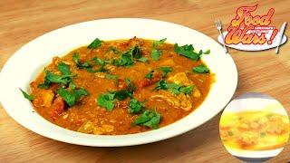 FOOD WARS RECIPE #4  Kozhi Varutha Curry by Akira Hayama  First Plate Episode 19