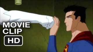 Justice League: Doom #1 Movie CLIP - Superman Fight (2012) HD Thumbnail