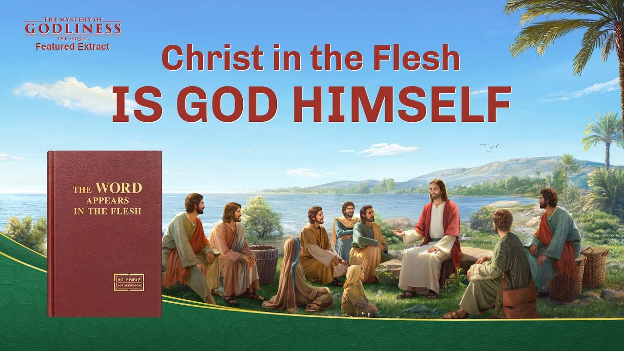 "Gospel Movie Extract 6 From ""The Mystery of Godliness: The Sequel"": Christ in the Flesh Is God Himself"