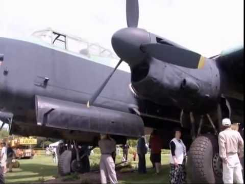 Lancaster Bomber Documentary