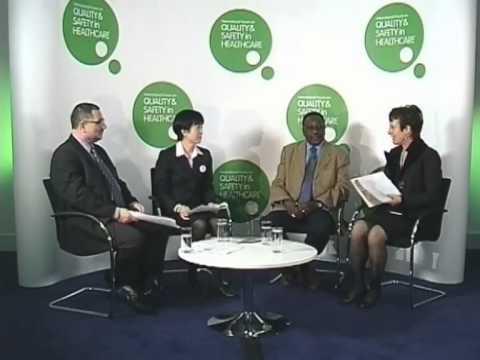 Amsterdam 2011 Panel discussion - Osaka University, Japan - Patient engagement