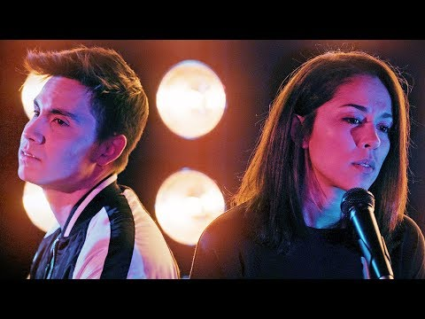 Dancing with a Stranger Sam Smith Normani - Sam Tsui & Kina Grannis Cover  Sam Tsui