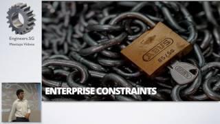 JavaScript in the Enterprise - Talk.JS