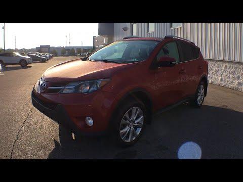2014 Toyota RAV4 Muskegon, Grand Rapids, Kalamazoo, Holland, Grandville, MI P8348