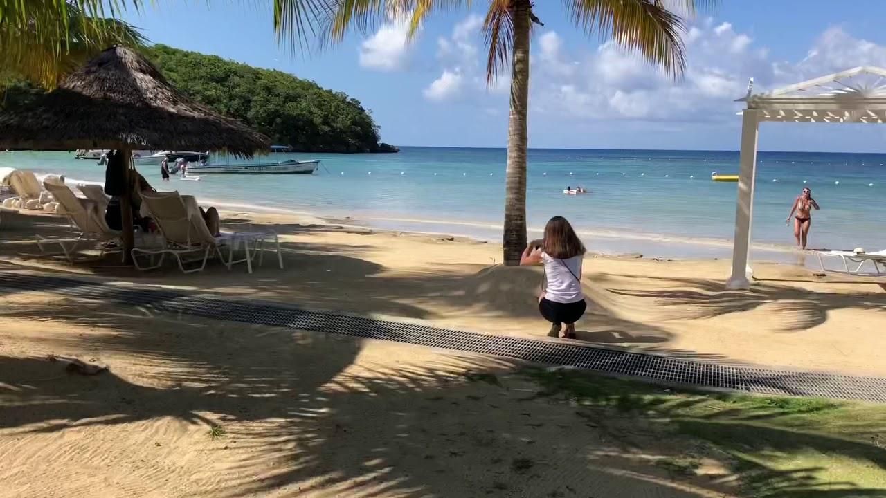 Couples Sans Souci Au Natural (Nude) Beach - YouTube
