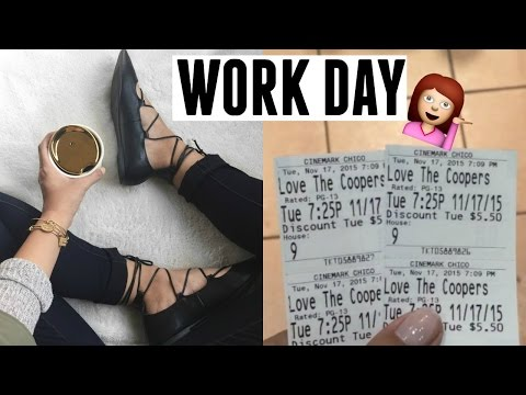 A Day In My Life | Work Day