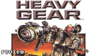 (Not So) Speedy Reviews - Heavy Gear