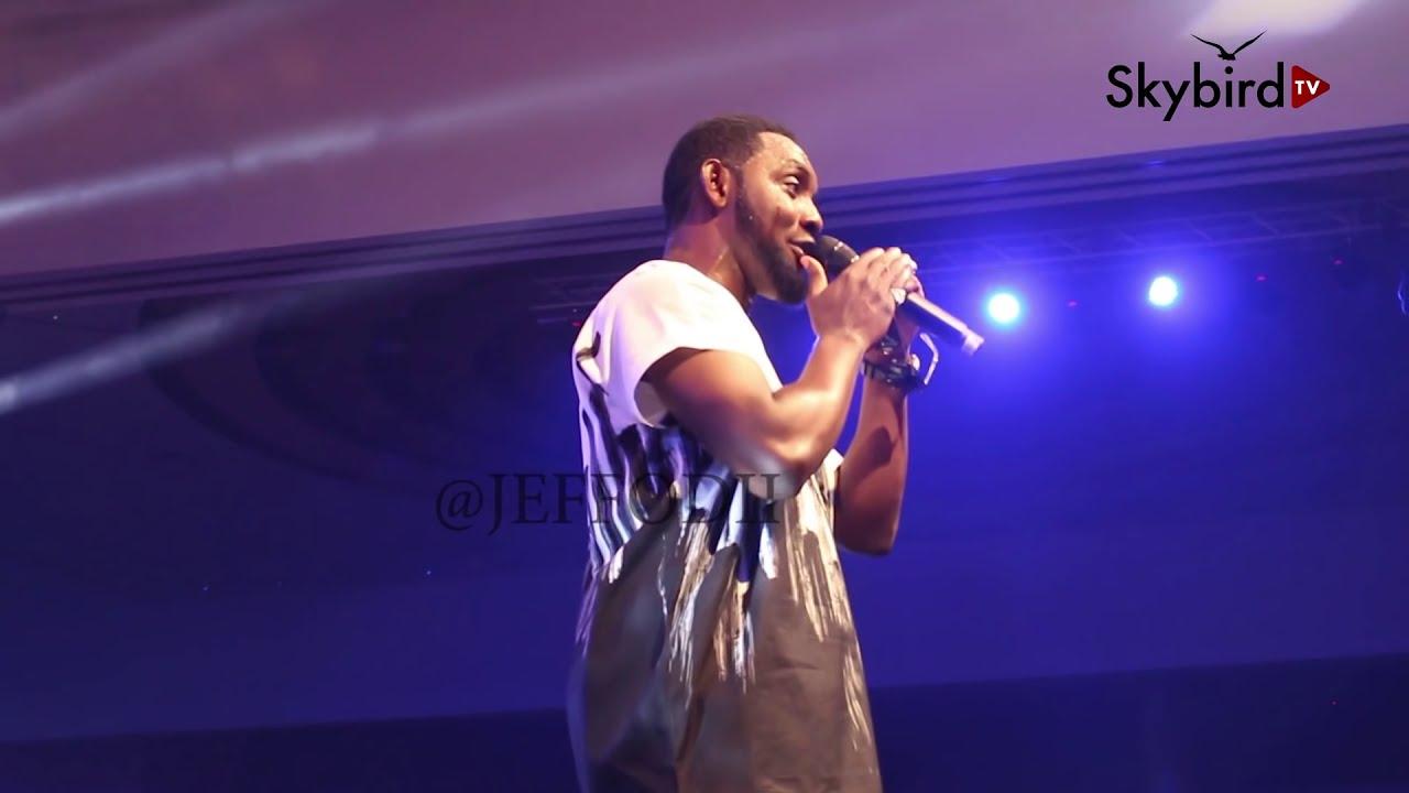 AY Live in Lagos Eko Hotel & Suite 2019 ft I Go Dye, Gordons ...