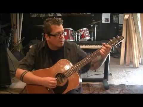 How To Play Jack And Diane By John Cougar Mellencamp On Guitar By