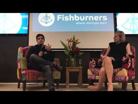 Speaker Series with Nick Molnar, Co-Founder of AfterPay