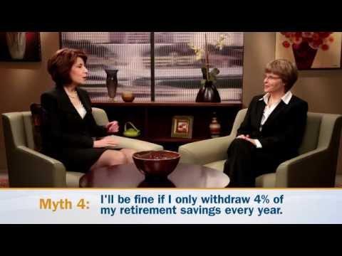 Retirement Myth #4: I'll Withdraw 4% A Year