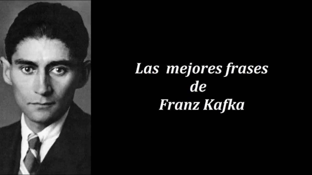 Frases Célebres De Franz Kafka