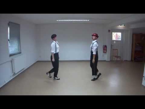 An Irish party in third class (Titanic)- tap-dance by Twerkies