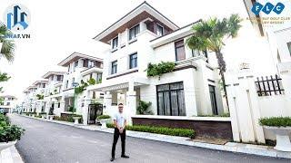 """Khám Phá Biệt Thự """"TRÊN ĐỒI"""" Hướng Biển Tại FLC Hạ Long Villa - NhaF [4K]"""