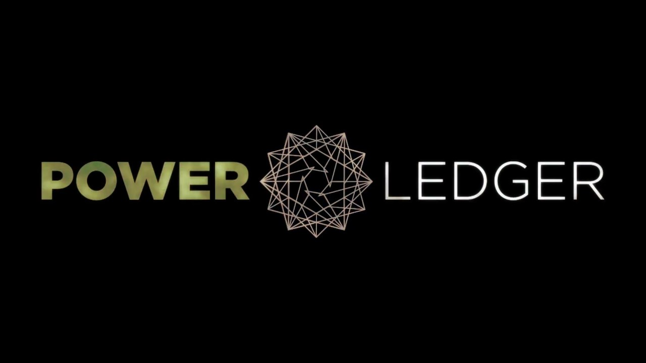 Cryptocurrencies like power ledger
