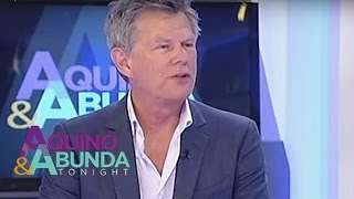 What makes David Foster love the Philippines?
