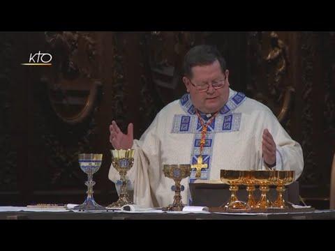 Messe anticipée de l'Assomption