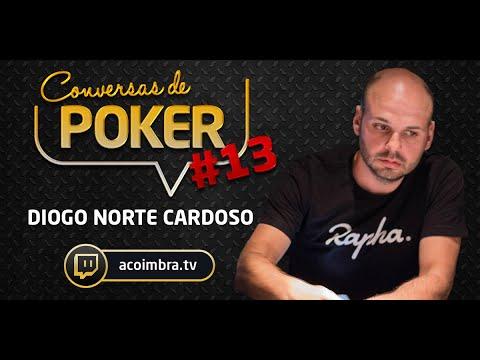 Conversas de Poker #13: Diogo Cardoso | André Coimbra