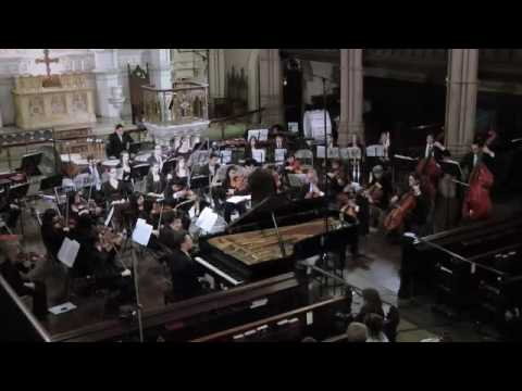 Christopher Johnson, Pianist - Grieg Piano Concerto (Complete)