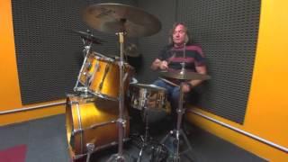 Luca Pagliari lezioni di batteria 2016, esercizi per lo swing parte 2