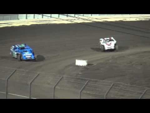 Lee County Speedway IMCA Mod Feat.3/29/14