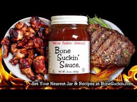 Get Your Nearest Jar & Recipes at BoneSuckin.com