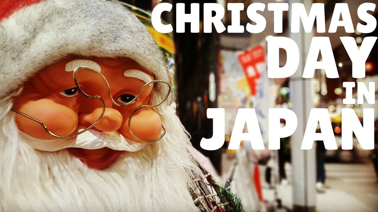 CHRISTMAS DAY IN JAPAN | KFC CHRISTMAS DINNER & CAT CAFE! | LIFE IN ...