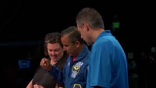 Balancing Equations with NASA Astronaut Joe Acaba - ISS Science