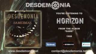 Watch Desdemonia Horizon video