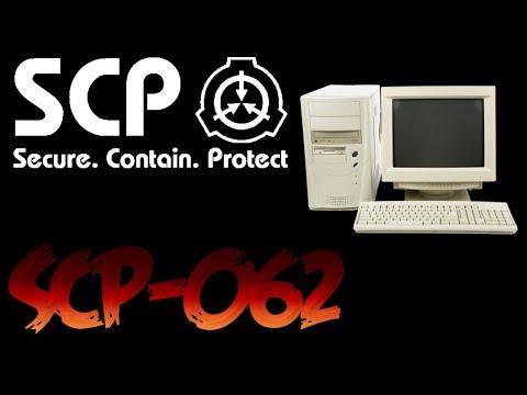 FUNDACJA SCP   SCP-062   KOMPUTER KWANTOWY