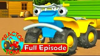 Tractor Tom - 11 A Job for Buzz (full episode - English)