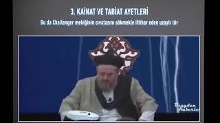 Marsa ayak basanlar ve bizim uydurulmuş dinciler Mustafa İslamoğlu