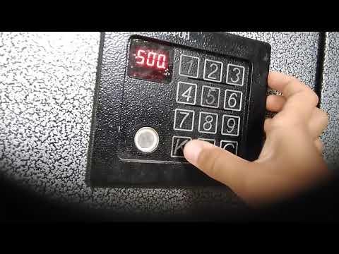 Как открыть домофон кс без ключа
