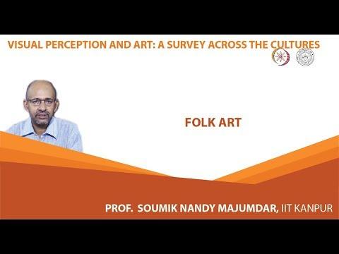 WEEK 2 – Lecture 8: Folk art