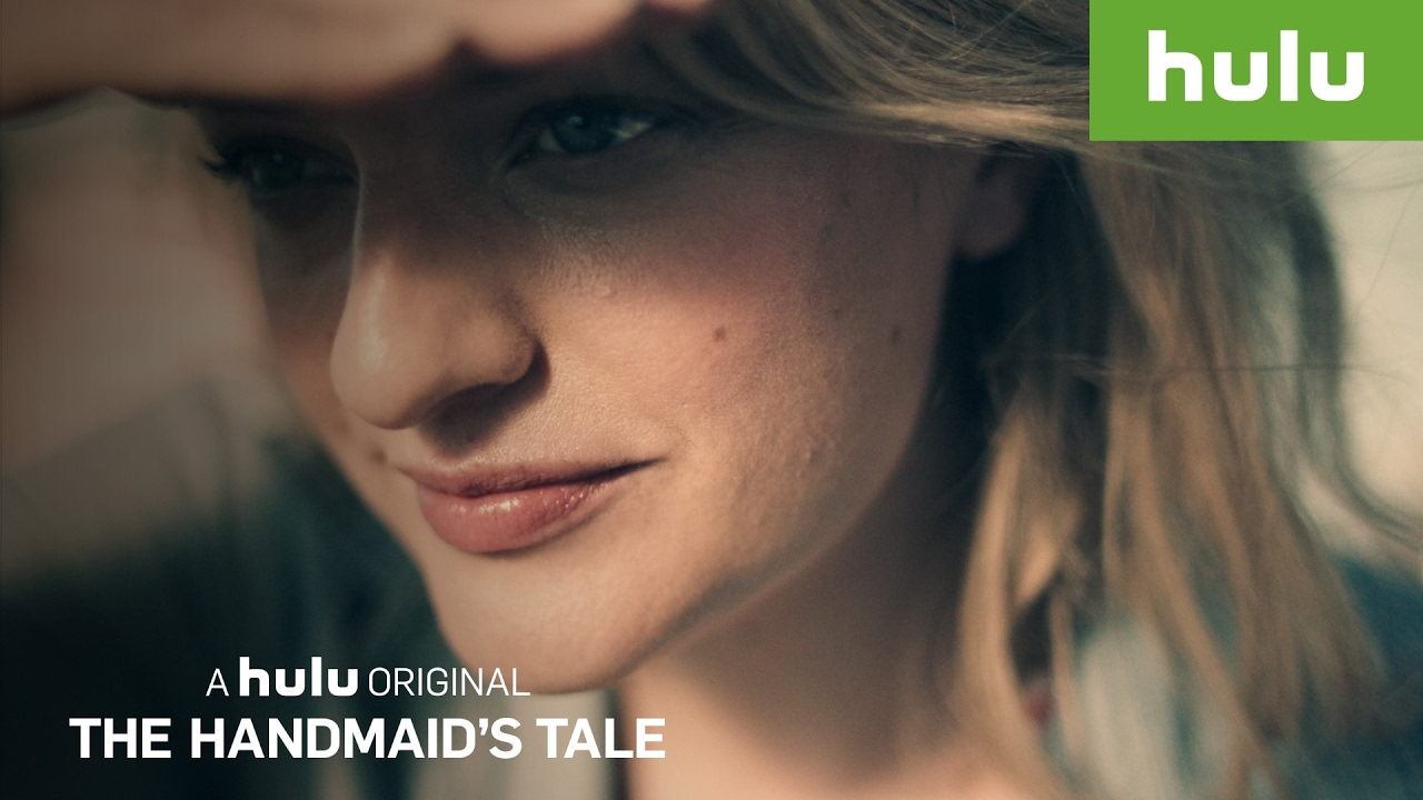 Image result for the handmaid's tale hulu ad