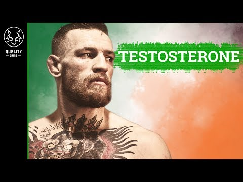 Conor McGregor Testosterone - How To Raise Your Testosterone Levels Naturally