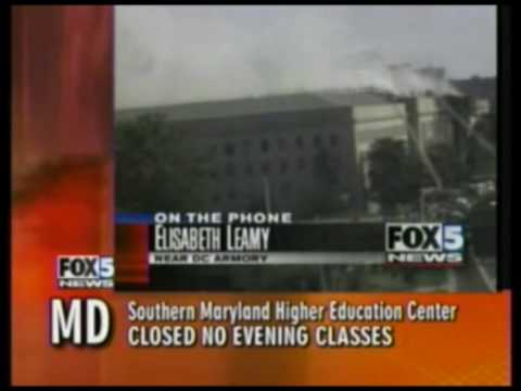 911 FOX reports Flight 93 shot down by an F-16 from the US National Air Guard
