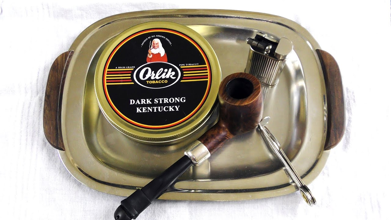 Pipe Tobacco Review Orlik  Dark Strong Kentucky   sc 1 st  YouTube & Pipe Tobacco Review: Orlik
