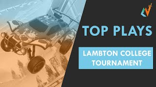 Top 10 Plays of the Week | From NACL X Lambton College Salty Showdown