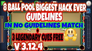 8 ball pool biggest hack mod 2017/2018||guidelines in no guidelines match|best mod 8bp|V3.12.4