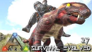 ark survival evolved happy halloween taming zombie dinos e27 modded ark pugnacia dinos