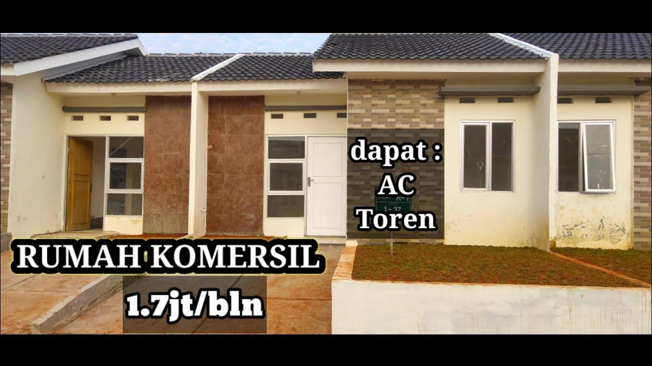 Review Rumah Komersil | Type 36/72 - YouTube