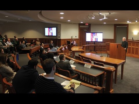 Mirror of Justice Lecture delivered by Rev. Raymond C. O'Brien