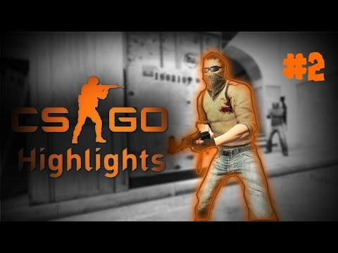 MON TIR LE PLUS CHANCEUX - CS:GO HighLights #2