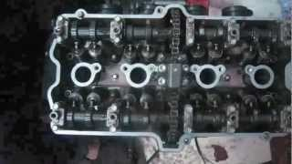 revision moteur Moto suzuki bandit 600 part4