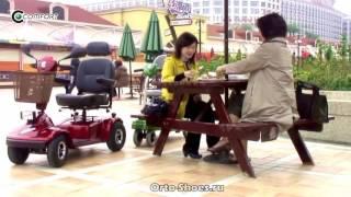 Инвалидная коляска с электроприводом Orto-Shoes.ru(, 2015-10-12T20:04:34.000Z)