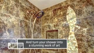 Bathroom Tile Ideas - Corvus Construction