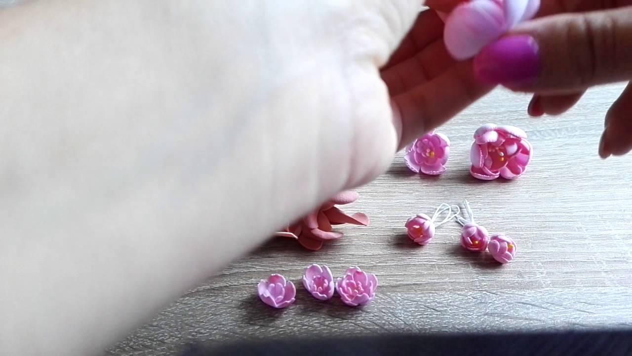 Kwiatki Z Pianki Youtube