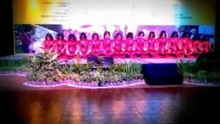 Tari Saman Gayo ( Gayo Lues ) Warisan Dunia Tak Benda oleh Unesco-Nusa Dua Bali 24 Nov 2011