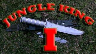 ABSsupervivencia: Test al Jungle King I